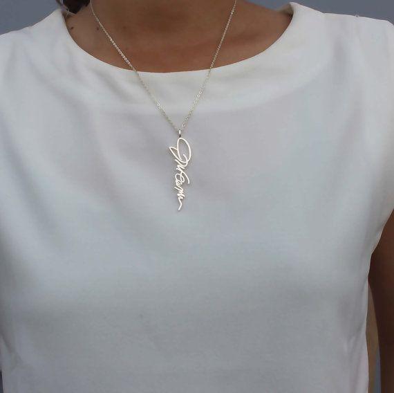 Verkauf 20 % Rabatt tatsächliche Personalisierte Halskette