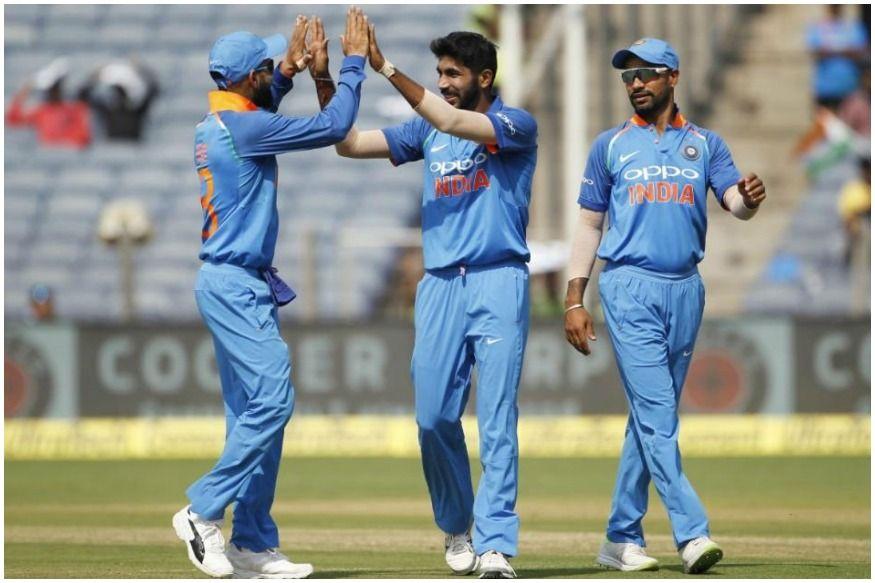 Live cricket score India vs Australia लइव करकट सकर 2nd