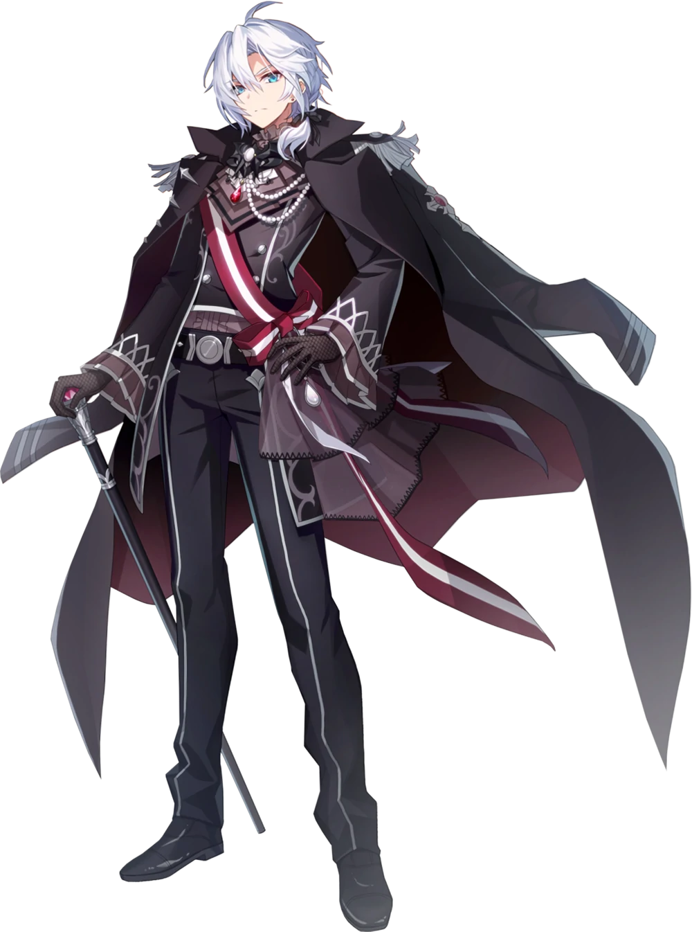 Lass Grand Chase Dimensional Chaser Grand Chase Wiki Fandom Powered By Wikia Anime Character Design Concept Art Characters Anime Knight