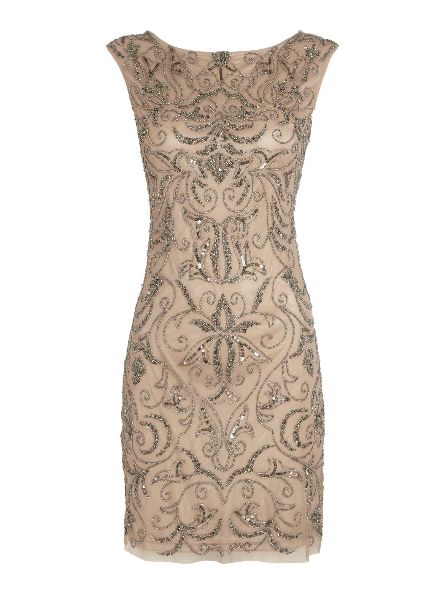 1920s Style Dresses UK- Great Gatsby to Downton Abbey | Abendkleider ...