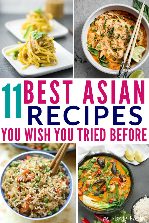 I Can T Believe How Good These Easy Authentic Asian Recipes They Are Easy Asian Recipes You Can Make In Asian Recipes Healthy Asian Recipes Easy Asian Recipes