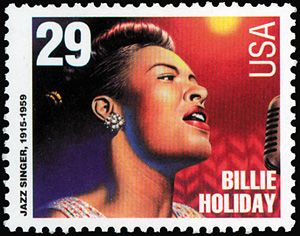 Black History through stamps