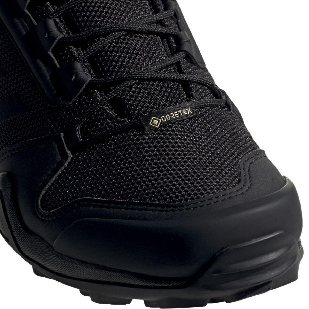 Trekking shoes shoes men Adidas adidas TERREX AX3 GTX Gore Tex GORE TEX outdoor hiking man sneakers TerrexAX3GTX