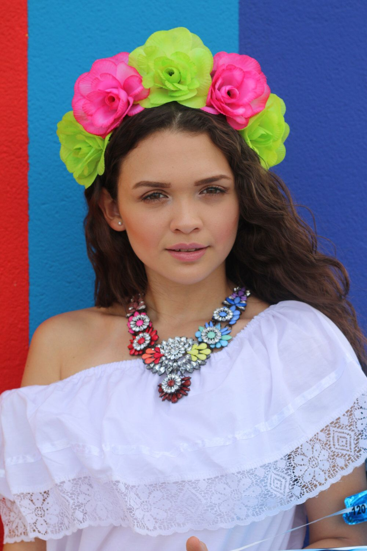 Amazon.com: mexican flower headband