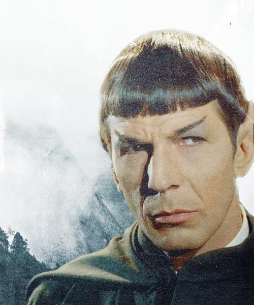 #startrek #starfleet #scifi #sciencefiction #spock #vulcan #leonard #nimoy #leonardnimoy