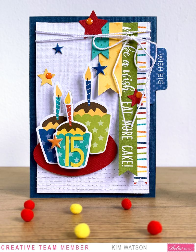Big Little Boy Cards Using The Same Collection Kim Watson Kids Birthday Cards Birthday Cards For Boys Boy Cards