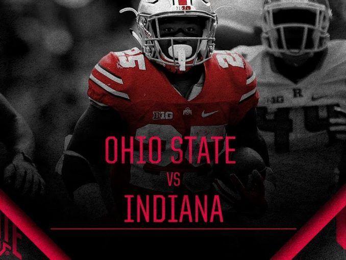 Ohio State Vs Indiana Live Stream Ohio State Football