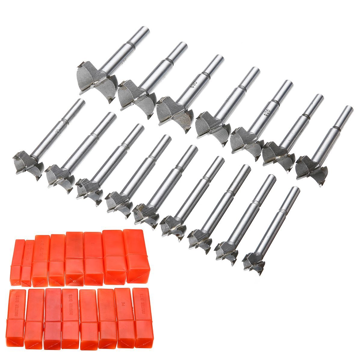 Dwz 16pcs 15 35mm Forstner Woodworking Hole Saw Drill Bits Hole Cutter Set Tool Affiliate Woodworkingtools Woodworking Tools