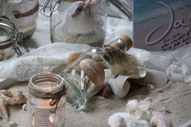 hochzeit wedding decoration strand meer maritime hochzeit strandhochzeit vintage muscheln. Black Bedroom Furniture Sets. Home Design Ideas
