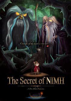 The secret of nimh book online