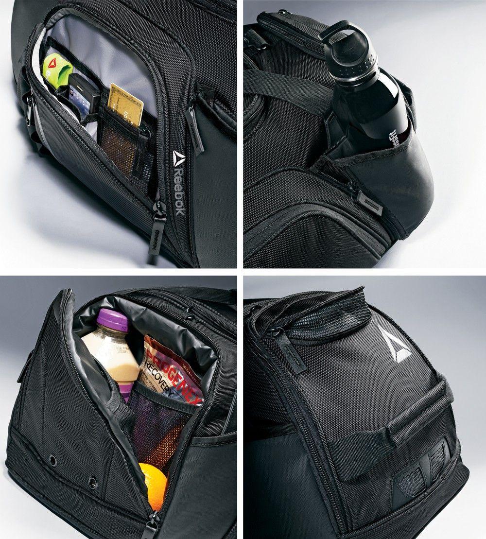 Reebok Short Haul Duffel Bag Rogue Fitness