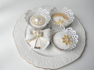 Just call me Martha: Wedding sweets