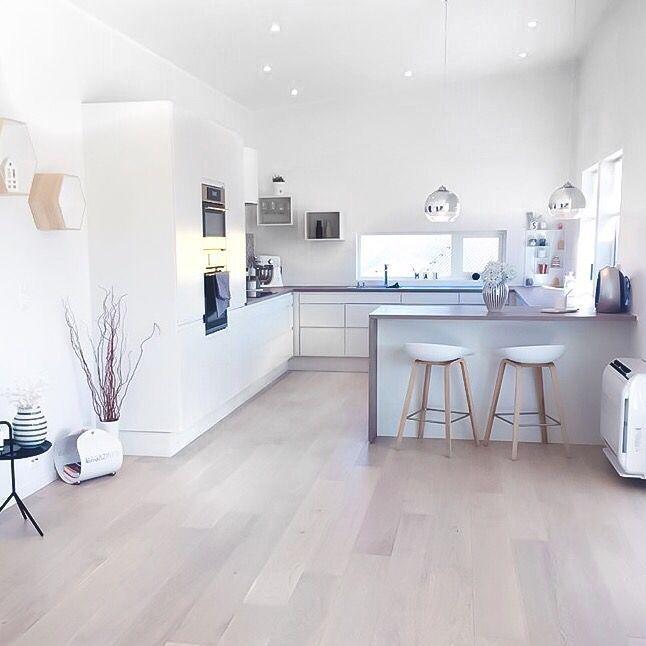 Inspiration Deco Et Design Tendance De Cuisine Scandinave Vivahabitation Cuis Dana Treubig Cuisine Moderne Inspiration Deco Deco Maison