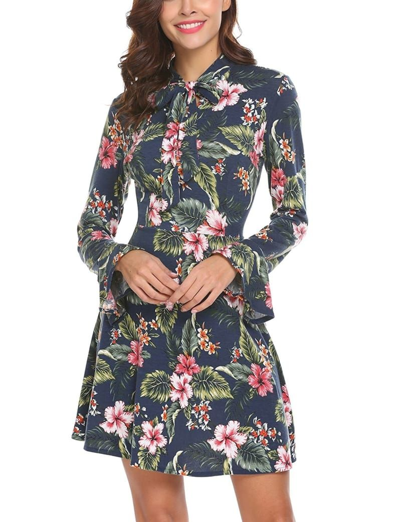 36 Cute Dresses You Need To See RIGHT NOW Long sleeve