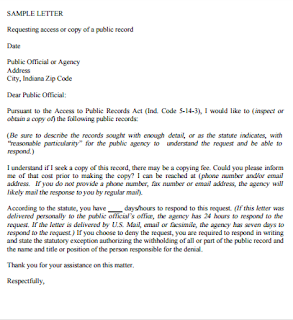 Letter To Attorney Requesting File from i.pinimg.com