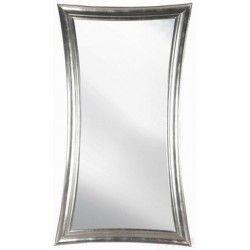 Miroir design VENUS silver 197 x 90