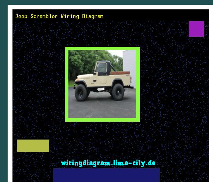 Jeep Scrambler Wiring Diagram 185952 Amazing Rhpinterest At GMailinet: Jeep Scrambler Wiring Diagram At Anocheocurrio.co