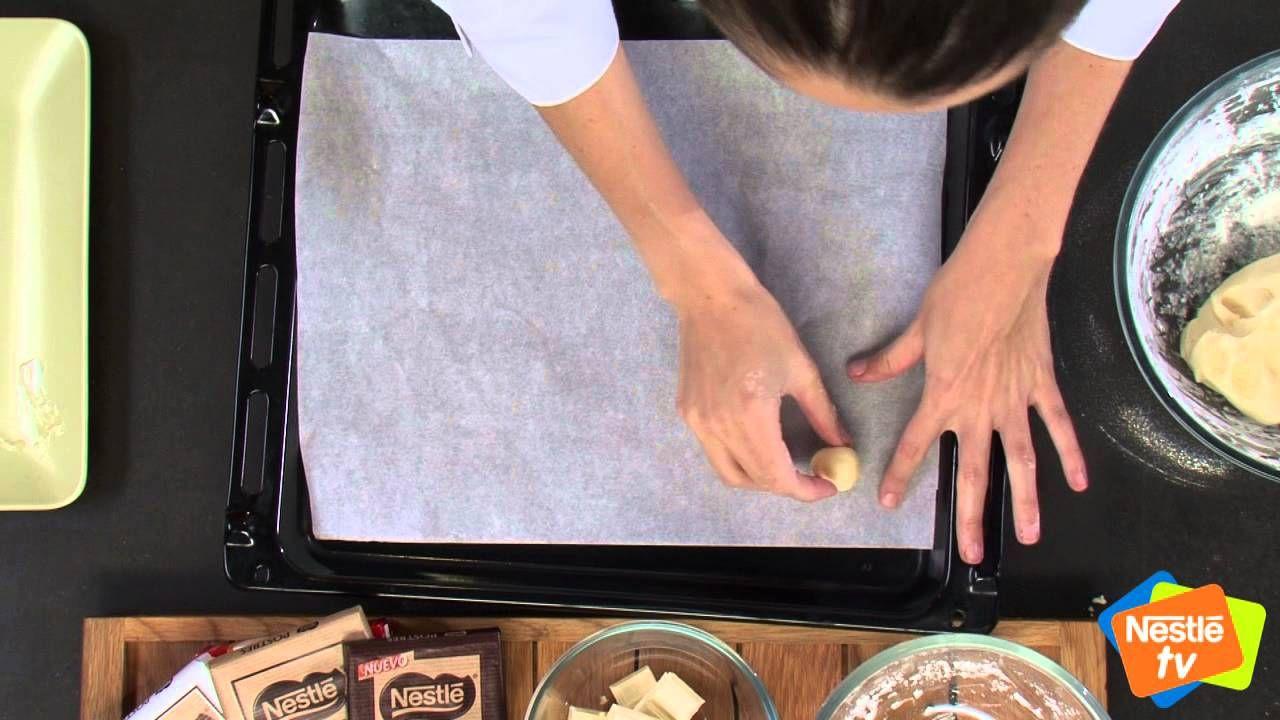 Photo of Condensed milk and white chocolate cookies – Desserts La Lechera