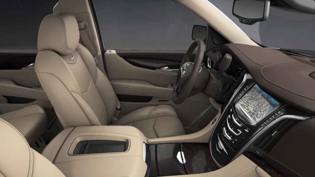 2015 Cadillac Escalade Colors Interior In Shale With Cocoa Accents