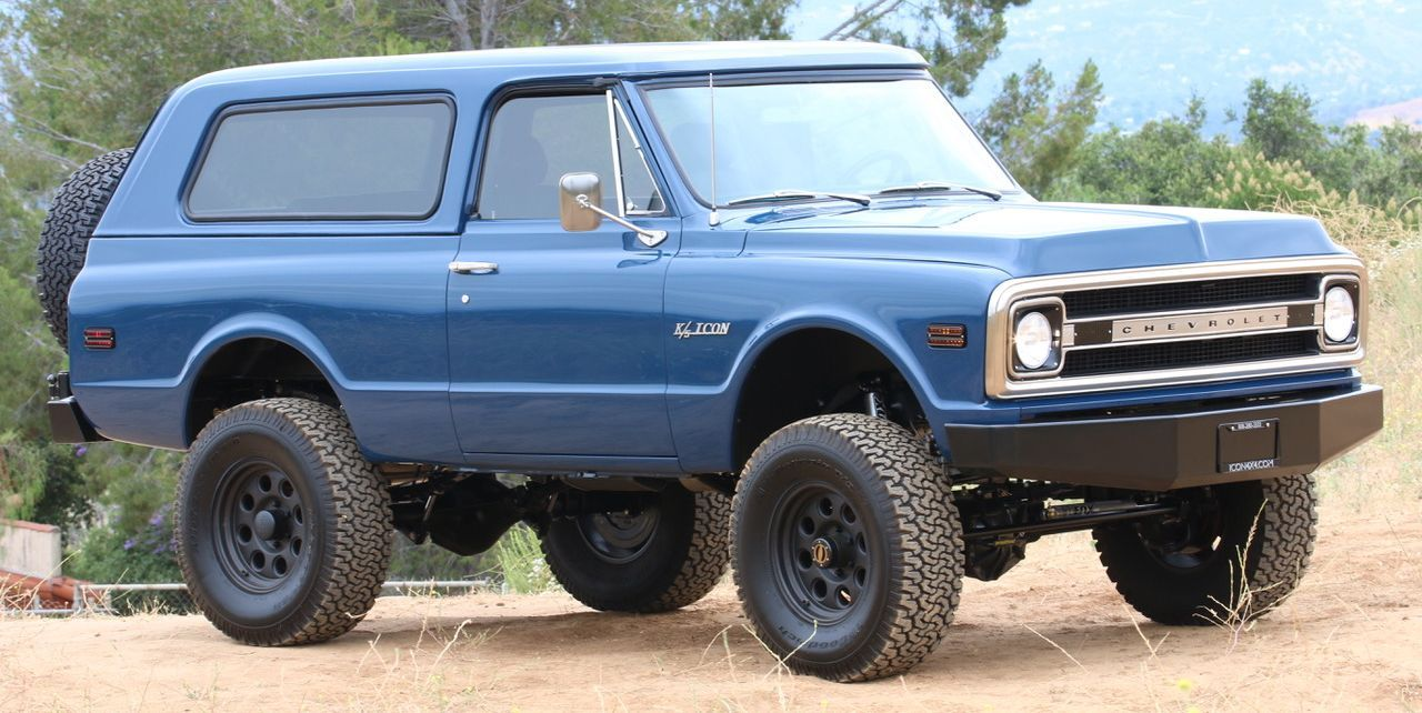 Here S A 265 000 K5 Blazer For You With Images K5 Blazer
