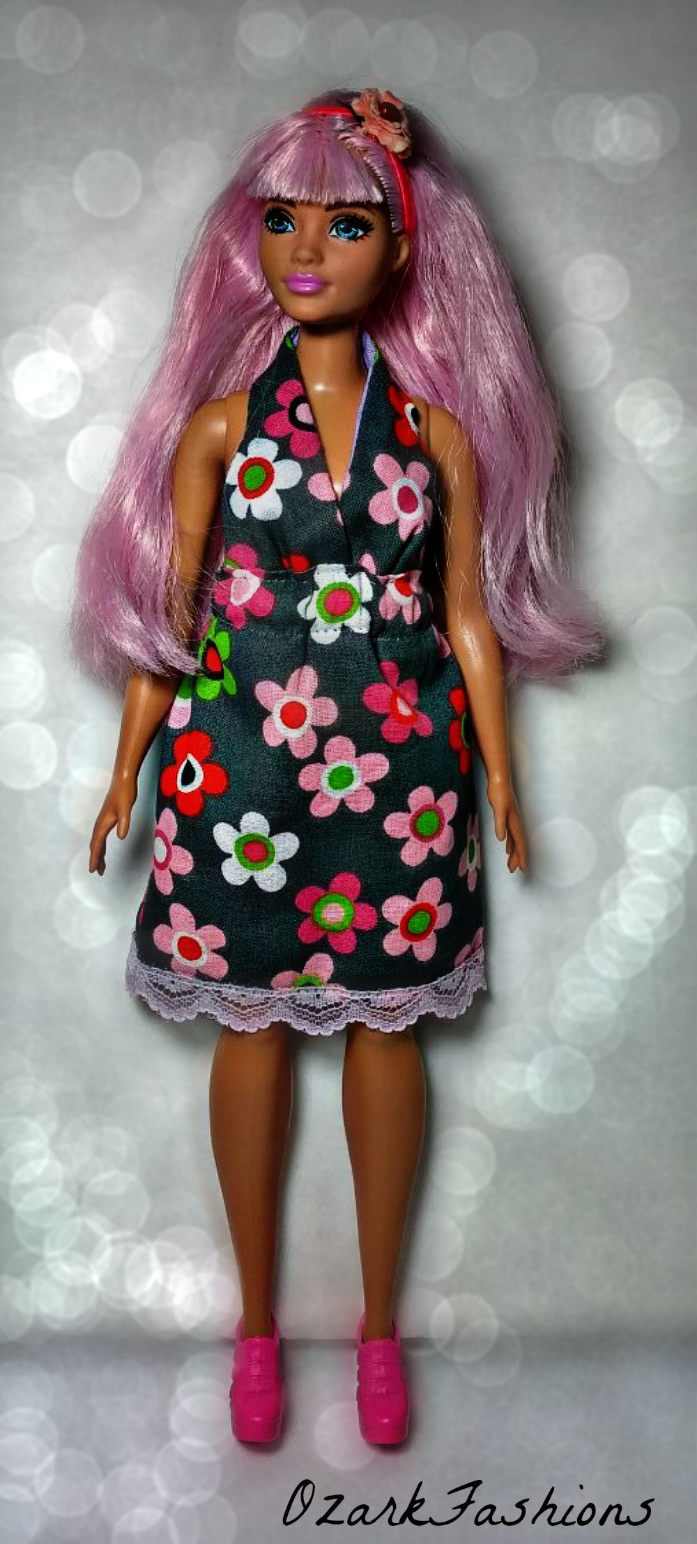 6db25ee63b Barbie doll Dress - One Size Fits ALL Barbies - Curvy Barbie