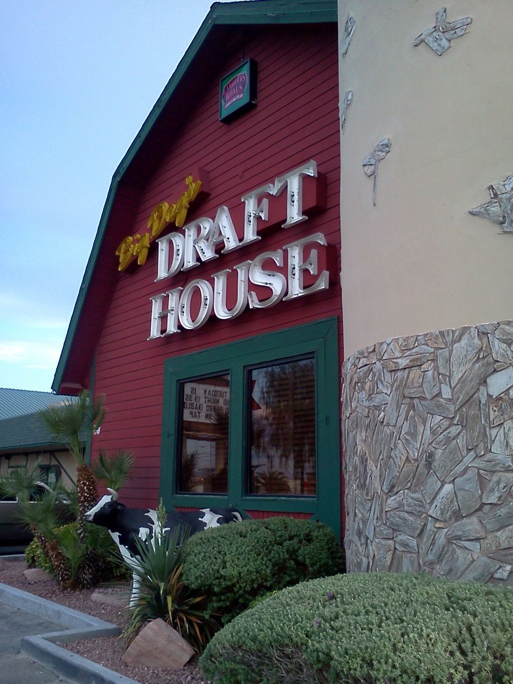 Big Dog S Draft House Located At 4543 N Rancho Drive In Las Vegas