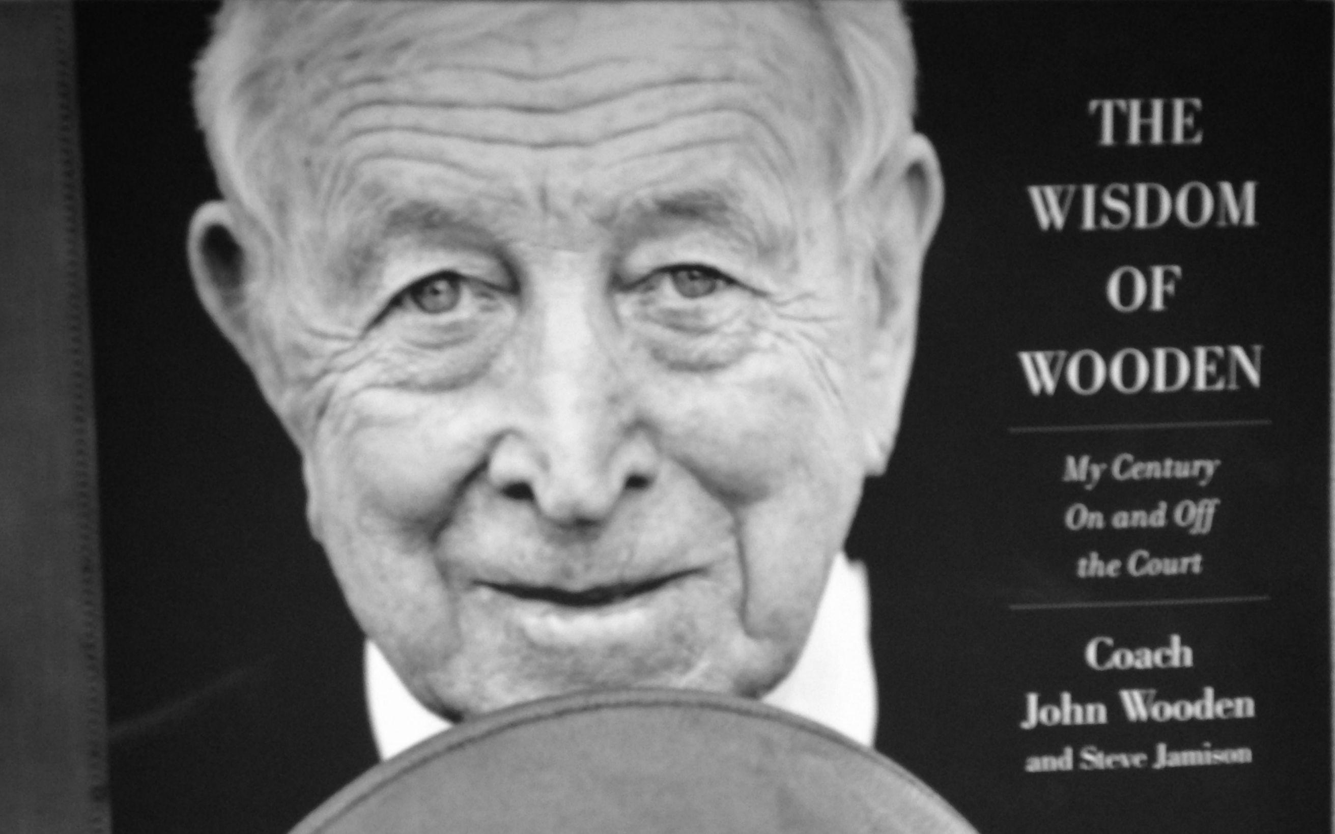 Servant Leadership Example John Wooden Heroes Servant