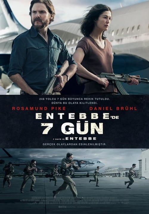 Download 7 Days in Entebbe Full-Movie Free