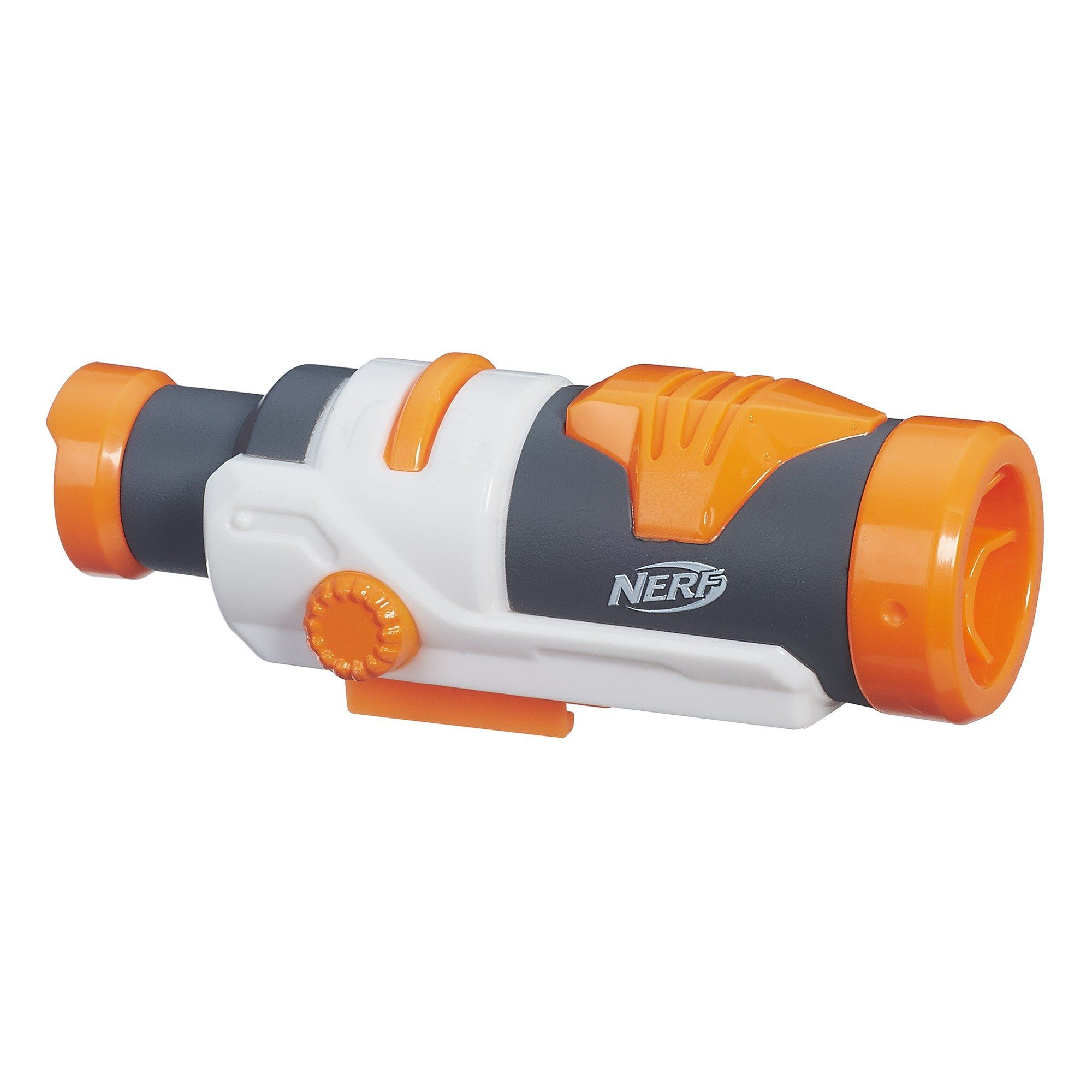 Nerf Modulus Targeting Scope. Customize your Nerf Modulus blaster (sold  separately). Part of the Nerf Modulus system. Targeting scope attaches to  tactical ...
