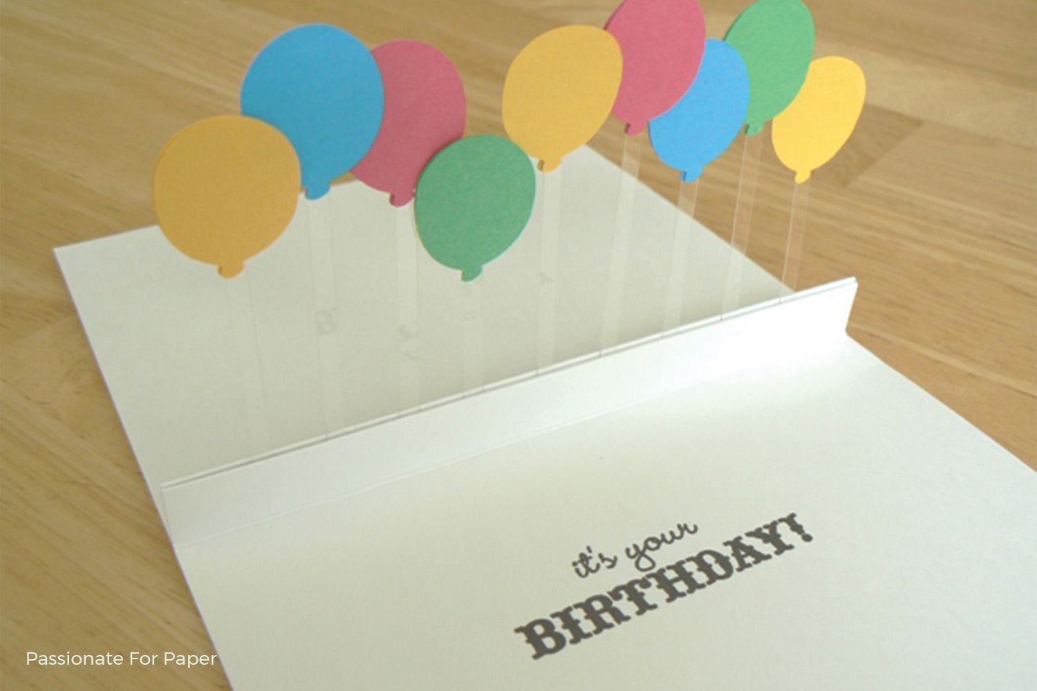 easy homemade birthday card ideas also diy an extremely way to make  pop up of anything rh pinterest