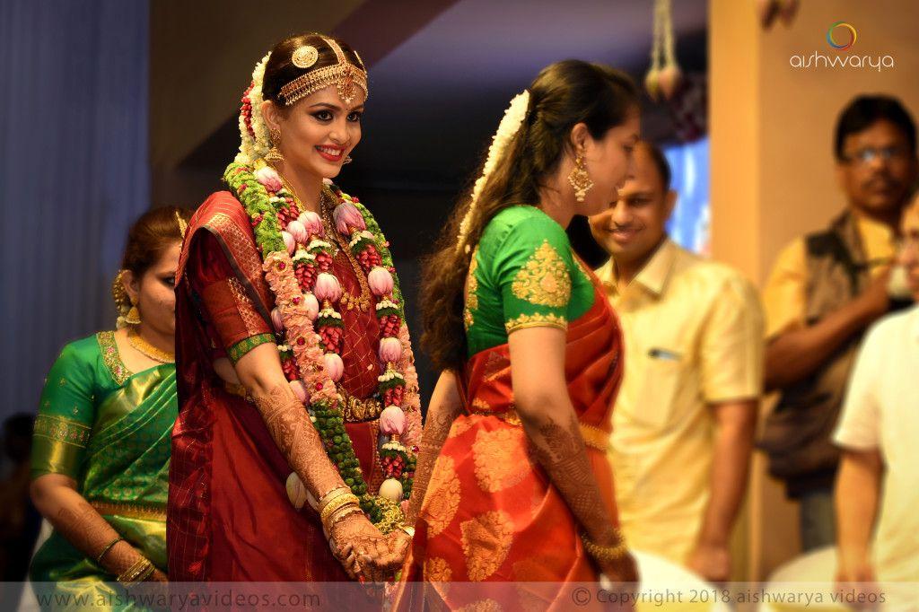 Unfolding An Elegant Couple's Coimbatore Wedding Saga
