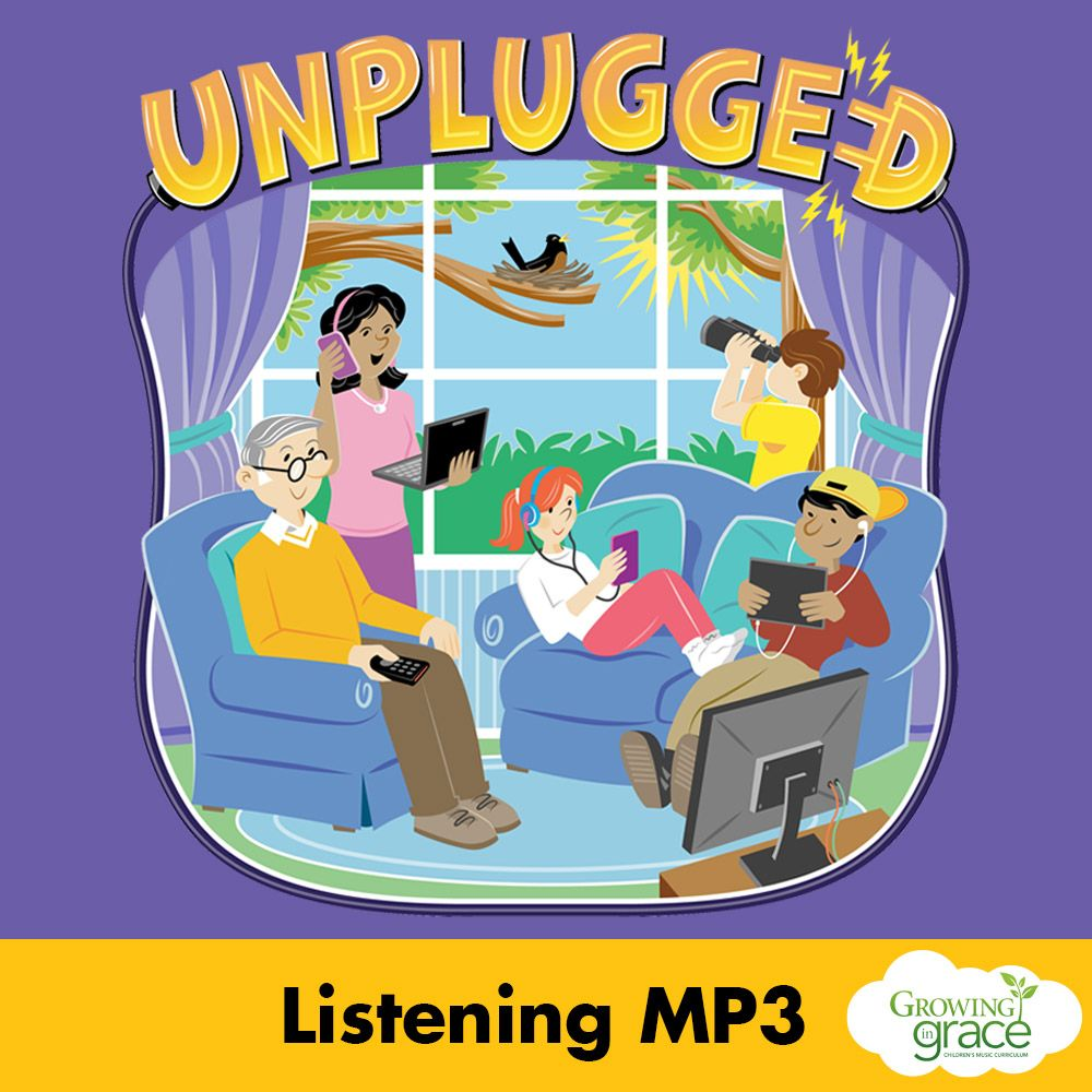 The Unplugged Children's Musical from Growing in Grace