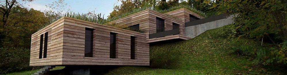 maison en bois simple dalle maison bois with maison en bois finest en bois dans luoregon with. Black Bedroom Furniture Sets. Home Design Ideas