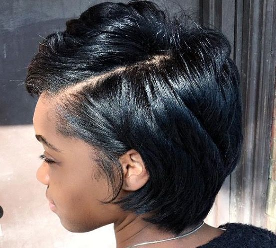 Pin By Mellony Kailey On Short Hairstyles Haircut For Thick Hair