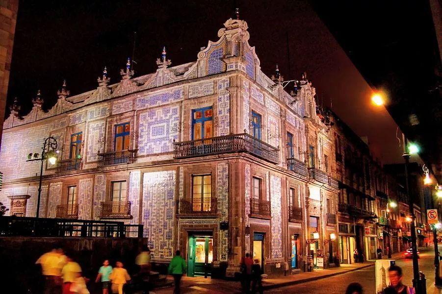Casa de los condes de orizaba mejor conocida como la casa for Sanborns orizaba
