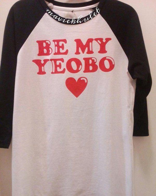 2016 Bench Philippines Fashion Apparel T Shirt Be My Yeobo Colour Fashion Korean Men White And Black