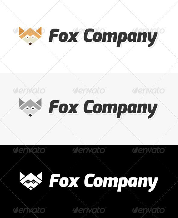 Fox Company Logo Template Fox Company Company Logo And Logo - The most iconic logos of the 20th century showcased in an extremely creative animation