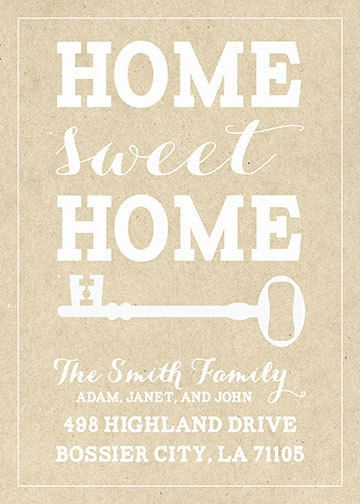 PRINTABLE Home Sweet Home New Home Housewarming by NotableAffairs - best of invitation letter format for housewarming