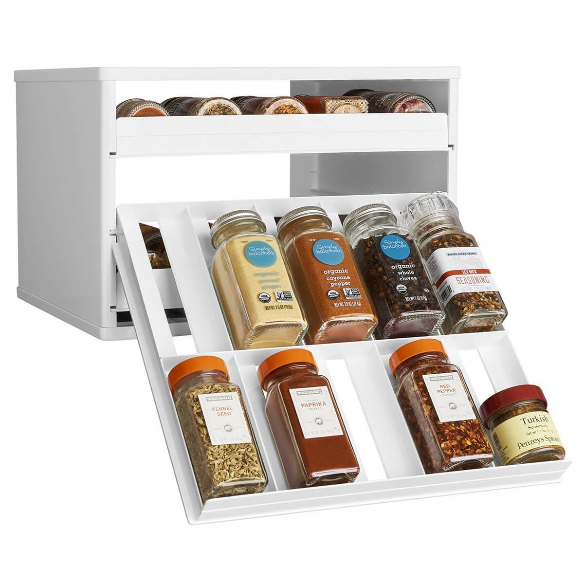 28 Versatile Organizer Products For Kitchen To Keep Your Space