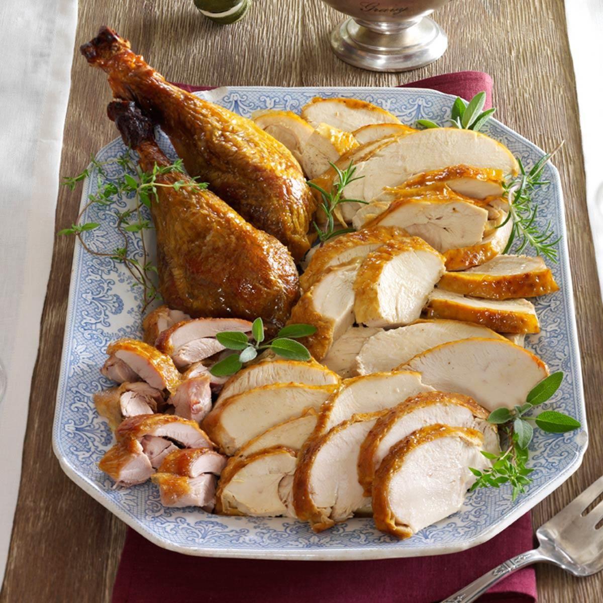 Photo of Make-Ahead Turkey and Gravy