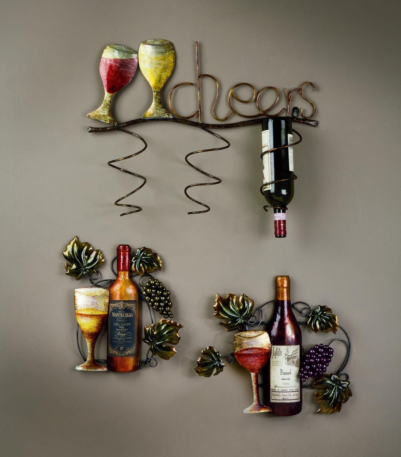 I Would Love To Have This Wine Rack For The Home Wine Wall