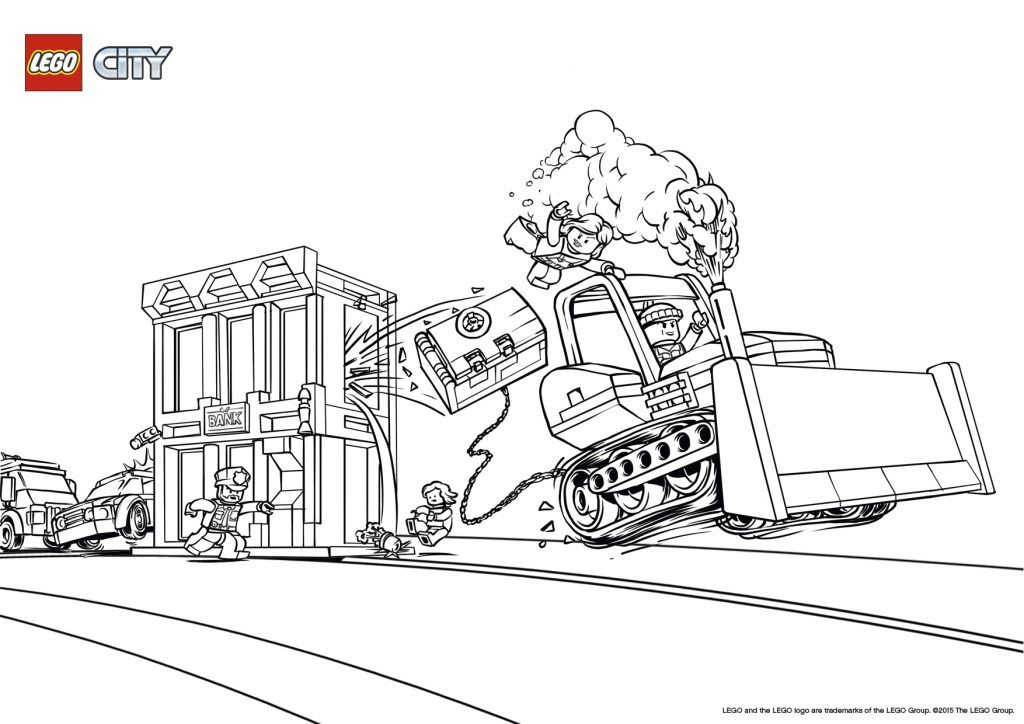 Coloring Rocks Lego Coloring Pages Lego Police Lego Coloring