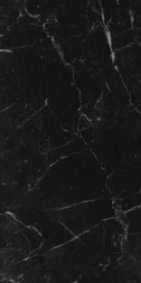 Black Marble Effect Gloss Tiles From Walls And Floors