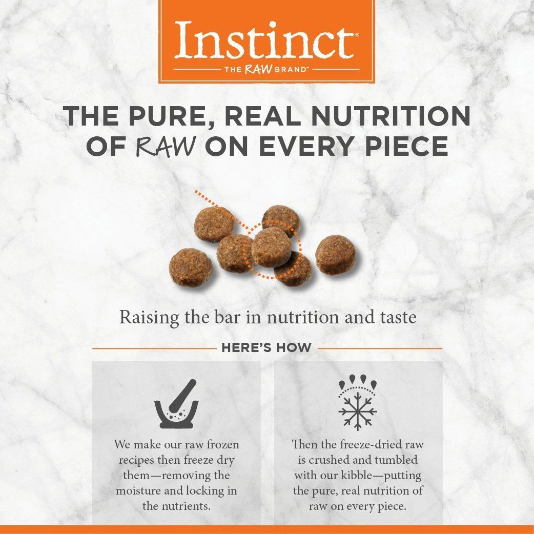 Natures Variety Instinct Limited Ingredient Diet Grain Free Lamb Meal And Peas Formuladry Dog Food 13 2 Lb Bag Dog Food Recipes Dry Cat Food Nutrition Recipes