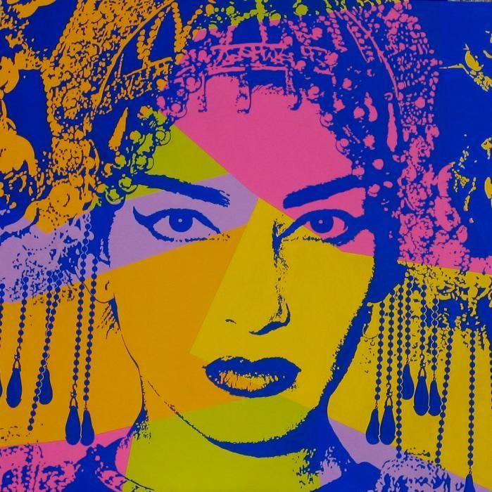 Maria Callas Art