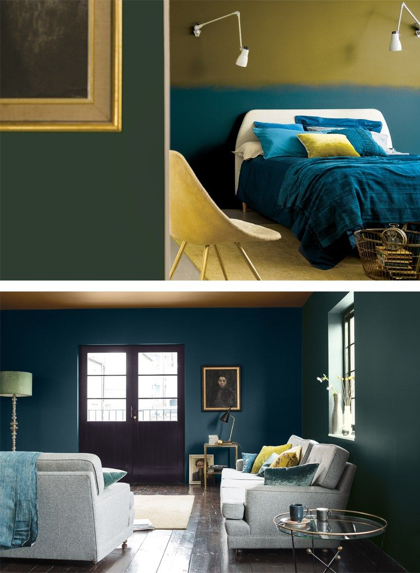 2016 Paint Trends Dark Light Dulux Paint Trends For 2016 Tee P Dulux Paint