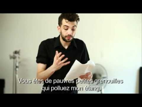 Jay Baruchel and the French