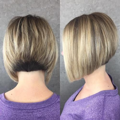 The Full Stack 50 Hottest Stacked Haircuts Haarschnitt