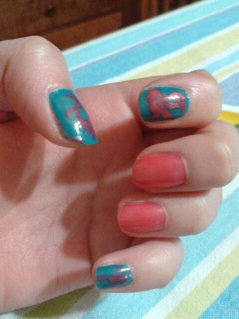 Creación propia de uñas