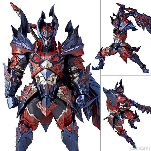 Vulcanlog 019 Monster Hunter Revolution Hunter Male Swordsman